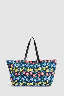 Next Floral Print Shopper