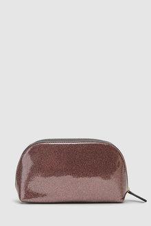Next Glitter Cosmetic Bag