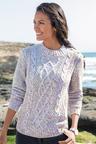 Capture European Textured Knit Jumper