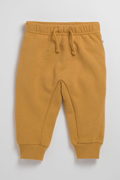 Pumpkin Patch Jogger with Tie Waist