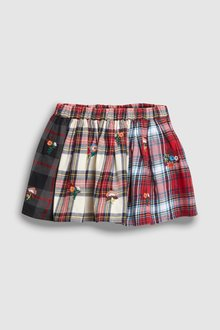 Next Mixed Check Skirt (3mths-6yrs)