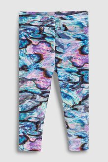 Next Marble Velvet Leggings (3mths-6yrs)