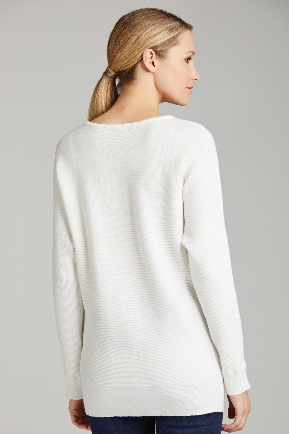 940e0f0bcf Emerge Ribbed Batwing Sweater Online