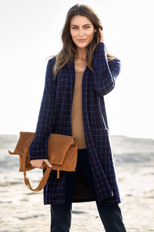 Grace Hill Longline Cardi Coat