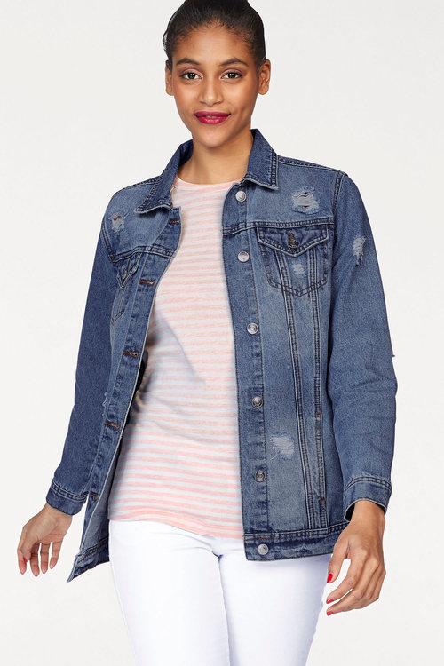 Urban Oversize Denim Jacket