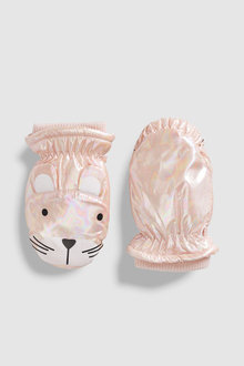Next Bunny Ski Mitts (Younger)