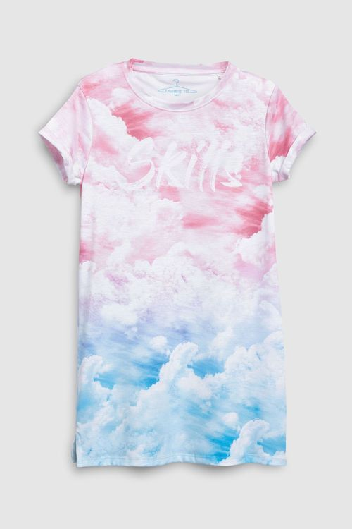 Next Cloud Short Sleeve T-Shirt (3-16yrs)