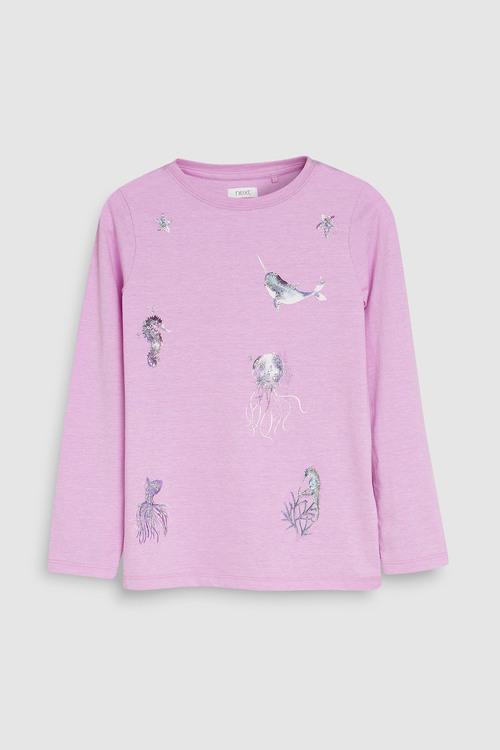 Next Embellished T-Shirt (3-16yrs)