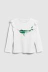 Next Sparkle Long Sleeve T-Shirt (3-16yrs)