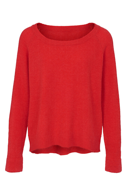 Heine Boat Neck Oversize Sweater