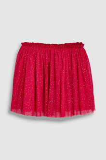 Next Glitter Tulle Skirt (3-16yrs)