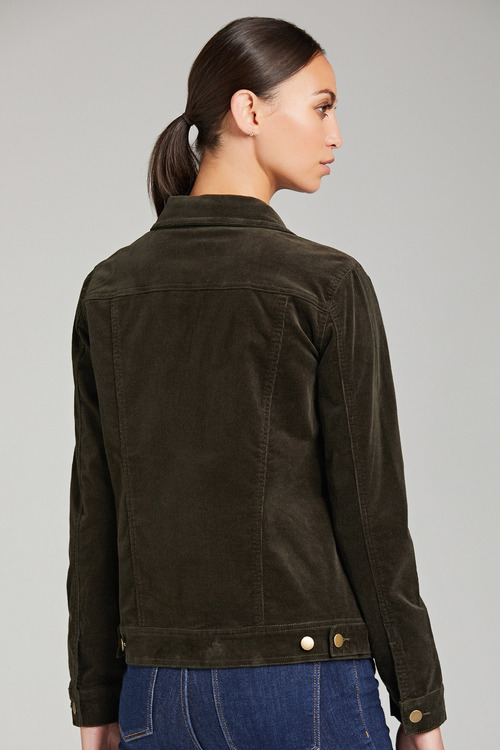 Capture Cord Jacket
