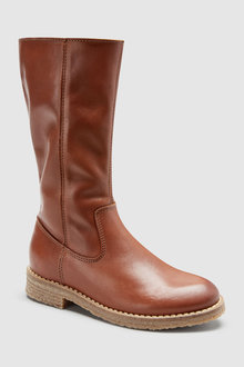 Next Tall Leather Boots (Older)