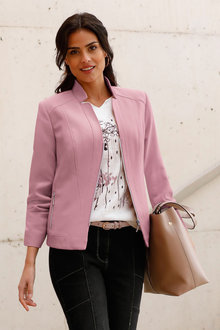 Euro Edit Short Blazer