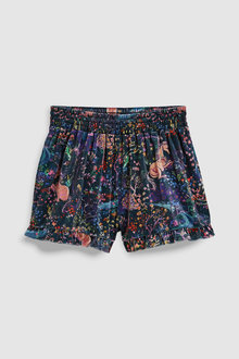 Next Velvet Unicorn Skort (3-16yrs)