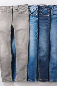 Next Skinny Jeans (3-16yrs) - Slim Fit