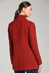 Capture Panelled Longline Coat