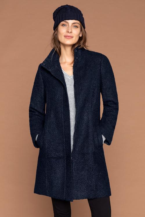 Capture Boucle Coat