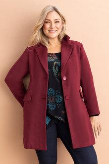 Plus Size - Sara Longline Blazer