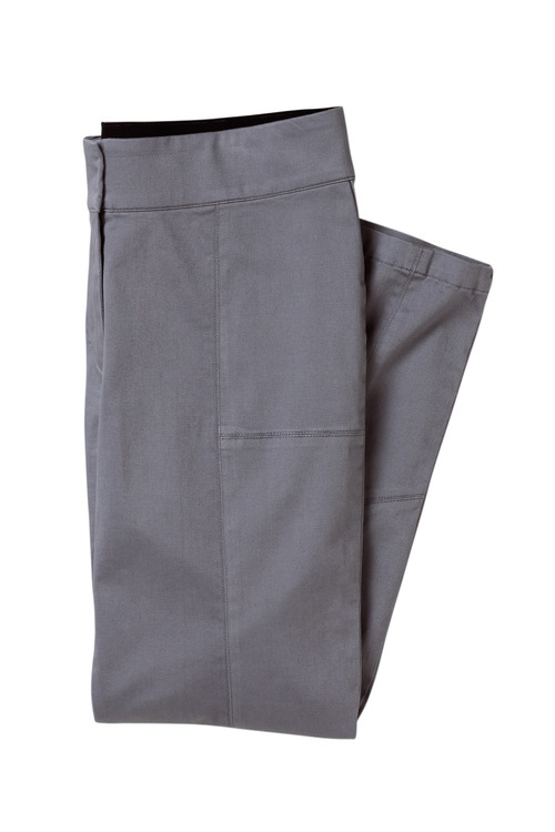 Plus Size - Sara Seam Detail Pant