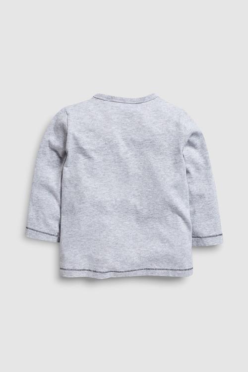 Next Long Sleeve Best Bro T-Shirt (3mths-6yrs)