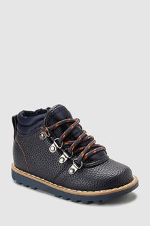 Next Hiker Lace Boots (Younger)
