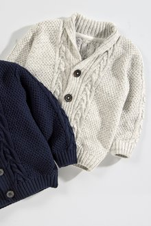Next Cable Cardigan (3mths-6yrs)