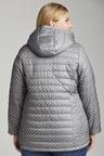 Plus Size - Sara Hooded Puffer Jacket