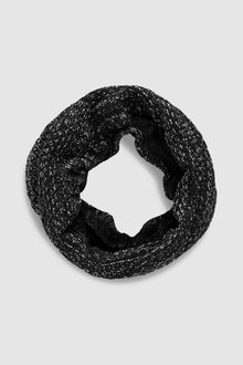 Next Textured Twist Snood