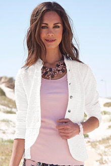 Urban Textured Jacket - 222949
