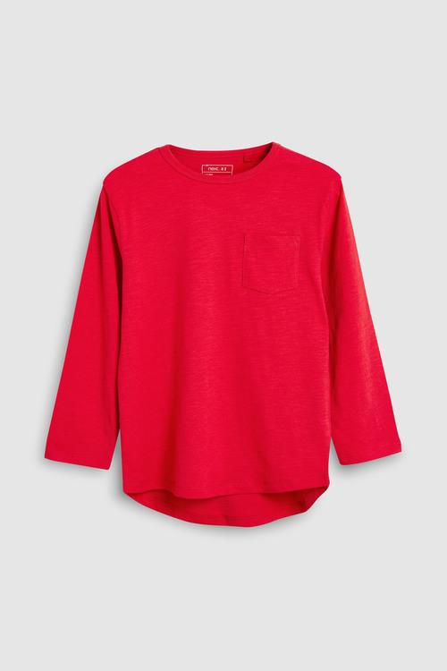 Next Long Sleeve T-Shirts Six Pack (3-16yrs)