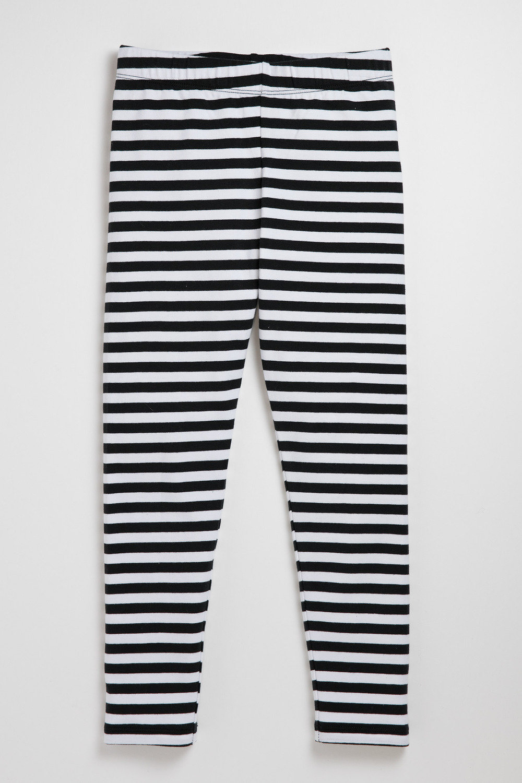 afbb81f76f1ee Pumpkin Patch Striped Cotton Elastane Legging
