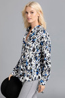 Emerge Soft Touch Long Sleeve Blouse