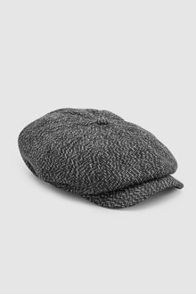 Next Grindle Flat Cap