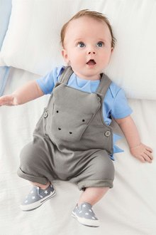 Next Character Dungarees (0mths-2yrs)