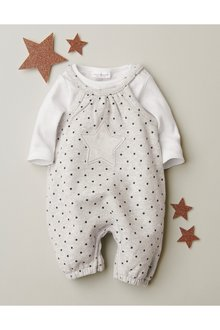 Next Star Dungarees (0mths-2yrs)