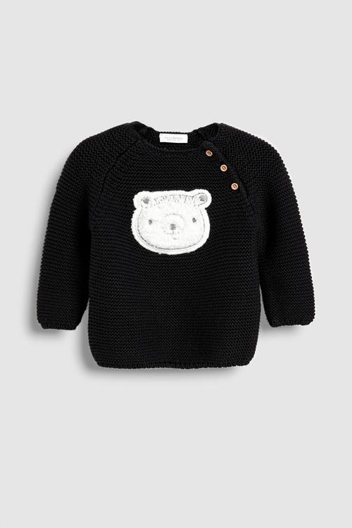 Next Bear Knit Jumper (0mths-2yrs)