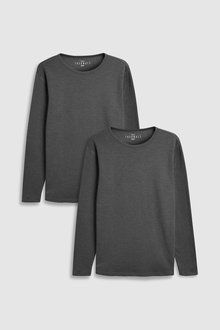 Next Thermal Long Sleeve Tops Two Pack