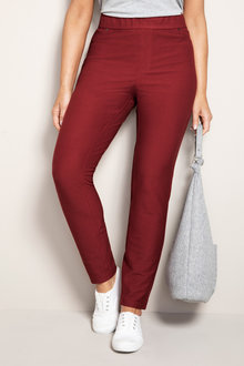 Plus Size - Sara Textured Jegging