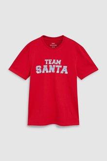 Next Team Santa T-Shirt