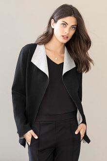 Grace Hill Two Tone Jacket - 223264