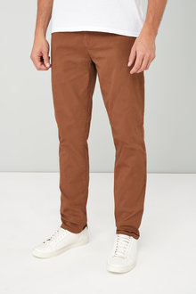 Next Stretch Chinos - Slim Fit