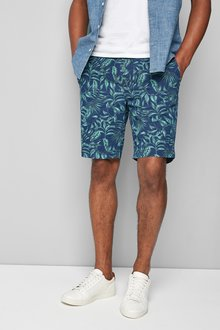 Next Floral Printed Shorts