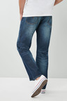 Next Recycled Stretch Jeans - Straight Fit