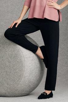 Grace Hill Belted Drape Pants - 223281