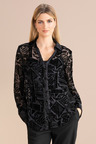 Grace Hill Burnout Shirt