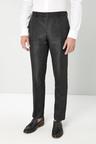Next Slim Fit Paisley Jacquard Suit: Trousers