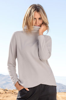Capture Roll Neck Microfleece
