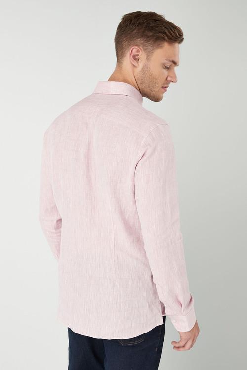 Next Signature Nova Fides Linen Shirt