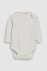 Next Long Sleeve Bodysuits Three Pack (0mths-2yrs)